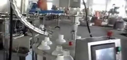 Shampoo Filling machine , Liquid Soap Filling machine ,Cleaning Chemicals Filling machine