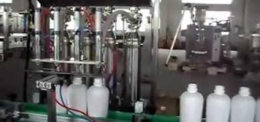Shampoo Filling machine, Shampoo filler machine
