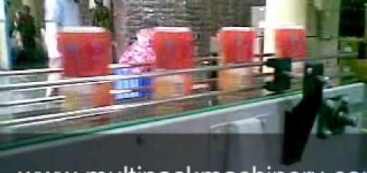 Shrink Sleeve Applicator Machine , Bottle Shrink Sleeve Applicator