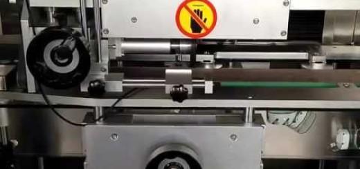 Shrink sleeve applicator machine for Water, soft Drinks, Fruit Juices, Beer, Milk bottle, cups
