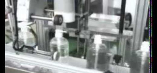 Shrink Sleeve Applicator-Oval Bottle , Shrink Sleeving machine for Oval Bottle, Jar