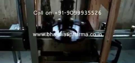 Single Head Aluminium Cap Sealing Machine, Ropp Cap Sealing Machine for Syrup Bottle