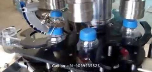 Six Head Screw Capping Machine for PET Jar, Ghee jar, Jam jar capper