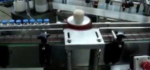 Sticker labelling Machine with 2D, batch,Camera, Rejection etc