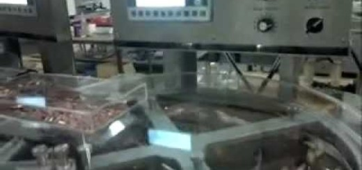 Tablet or Capsule counter machine