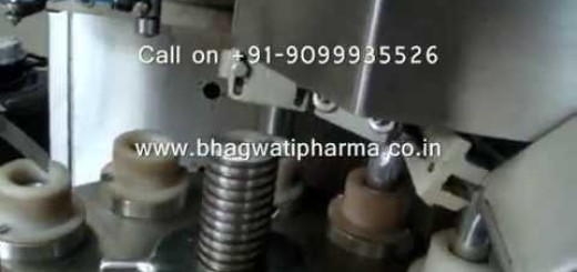 Tube filling and sealing machine, Tube Filler and Sealer