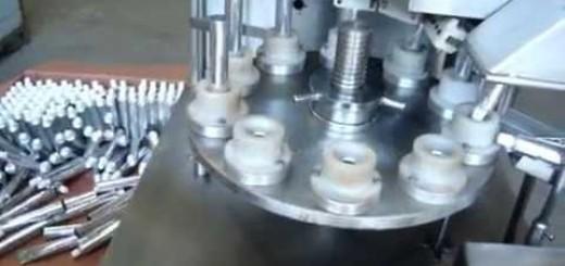 Tube Filling Machine, Tube Filling sealing machine
