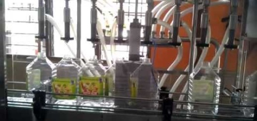 Vanaspati Oil Filling Machine, Oil Filling Machine, Lube Oil Filling Machine
