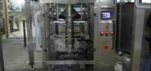 VFFS Machine for tea, coffee, chips, snacks, dryfruits, confectionaries, pesticides