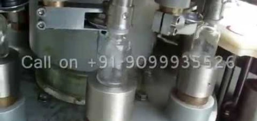 Vial Cap Sealing machine, Vial Capping machine, Vial Capper machine