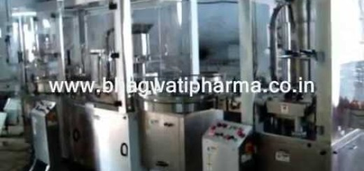 Vial Filling Line – Vial Filling and Stoppering machine, Vial Cap Sealing machine, Vial Capper