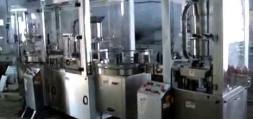 Vial Filling Machine ,Vial Stopper Stoppering Machine, Via Cap Sealing machine, Vial Filling line
