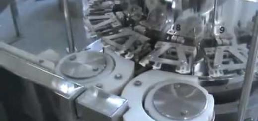 Vial Washing machine , Ampoule Washing machine
