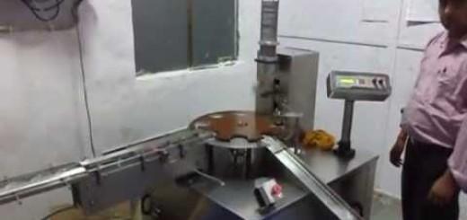 Wad Inserting machine , cap lining machine for Big Caps