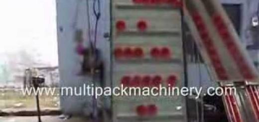 Wad Inserting machine with Cap feeder elevator, MMC Cap lining machine