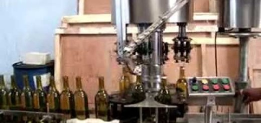 Wine Filling Line , Liquor Filling line