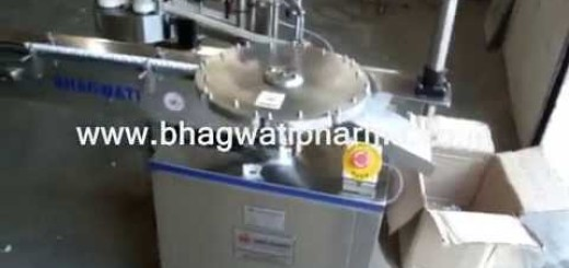 Wrap Round Sticker Labeling Machine for small bottle