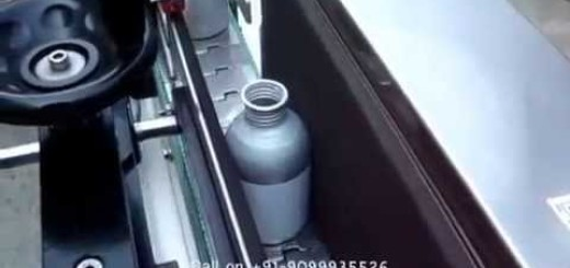Wrap Round Sticker Labeling Machine for Tin, Jar, Bottle, Can
