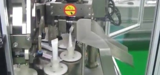 Tube filling machine with tube auto loading , Auto tube filler