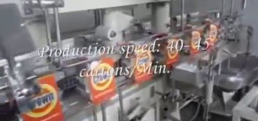 Carton  Powder Filling and sealing machine for Spice, Detergent