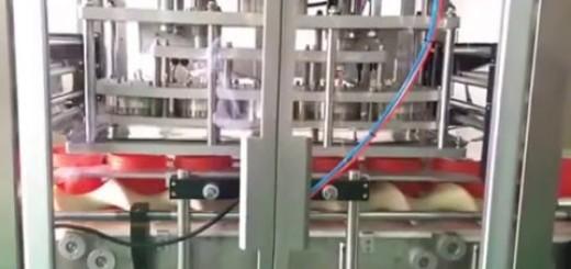 Roll Film Plastic Bottle Neck Sealing Machine , Bottle & Jar Neck foil sealing machine