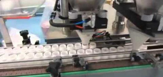 Tablet Bottle counting line , Tablet counting and filling line