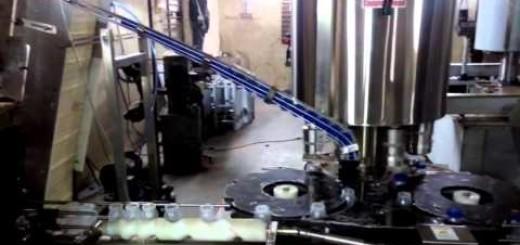 8 head Screw capping machine, Screw capping machine