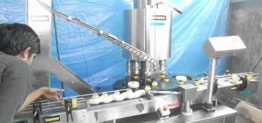 Screw capping machine for bottle and Jar , Bottle chuck rotary capper