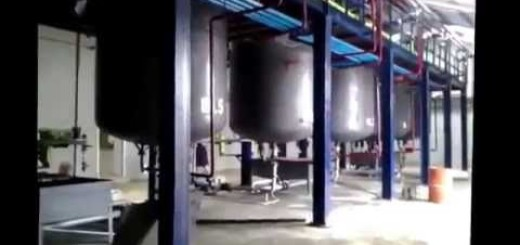Lube Oil Blending Plant , Lube oil Manufacturing  plants, Lubricants & greases manufacturing plants