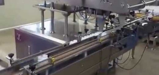 Tablet and Capsule bulk filling line , tablet counting and bottling line