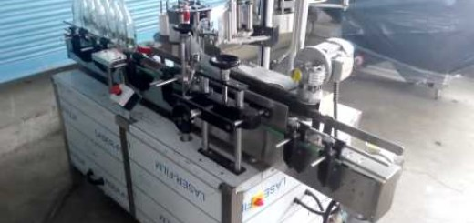 Sauce bottle labeling machine , chili sauce / ketchup labeling machine