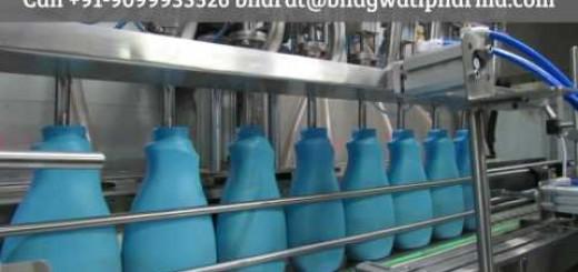 Automatic Liquid Detergent Filling Machine, Liquid Soap Filling Machine