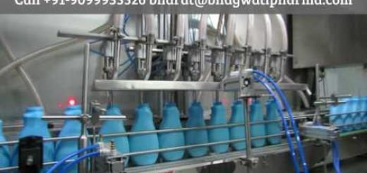 Fully Automatic 8/10/12 head Filling Machine for detergent liquid, dish wash liquid, black phenol