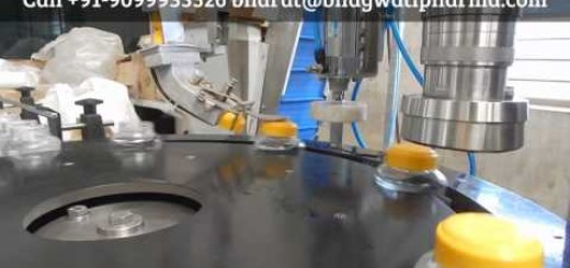 Jar Capping Machine manufacturer in India