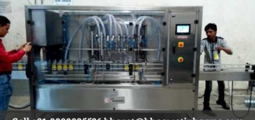 Lube oil, engine oil, Motor oil filling machine, Fully Automatic Filling Machine