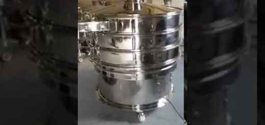Vibro Sifter , Single,Two Double side and Three , Four Side vibro sifter, screening, sieving machine