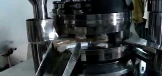 Slugging Tablet Press, Bolus Tablet Press machine for veterinary, pellets, chemicals, ceramics