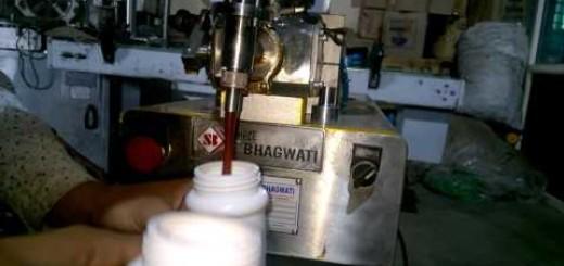 Visocus piston filler , Volumatric piston filler , Pneumatic filling machine