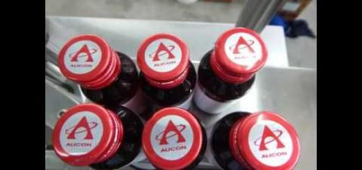 bottle labeling machine, auto labeling machine – 120 BPM pharma industry