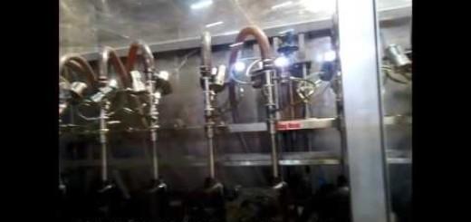 Flowmatic   12 head filling machine