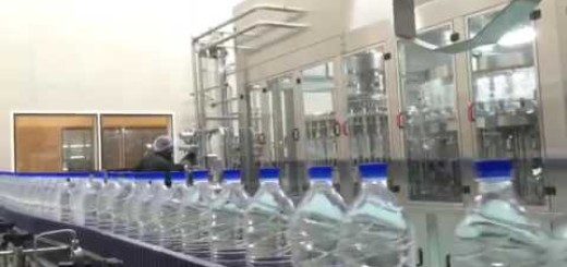 Water Pet bottle filling machine,  Pepsi water bottle filling production line