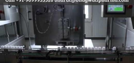 Bottle unscrambler machine , Desiccant Inserter for bottle