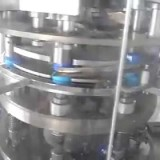 2 parts cap assembly machine, Plastic cap assembly machine