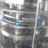 2 parts cap assembly machine, Plastic cap assembly machine