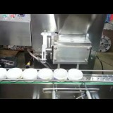 Cream Jar filling machine, container visocus  filling machine