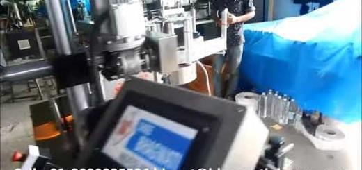 Drink Water Bottle Single side sticker labeling machine – Square Bottle