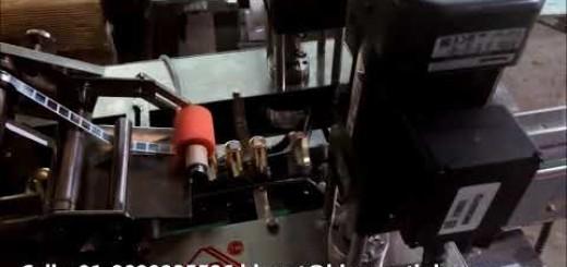 semi screw capping machine