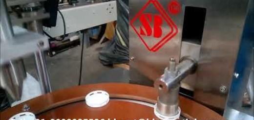 Wad inserting machine