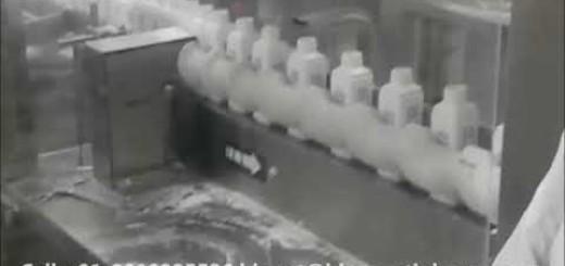 Auger Powder Filling Machine – Double head