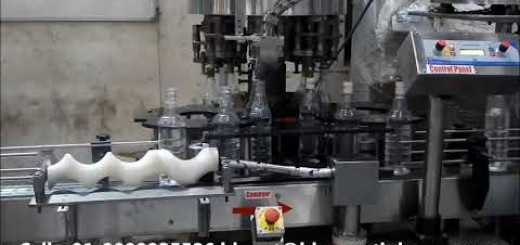 Automatic Six Head ROPP Cap Sealing Machine for wine, liquor, vodka bottle